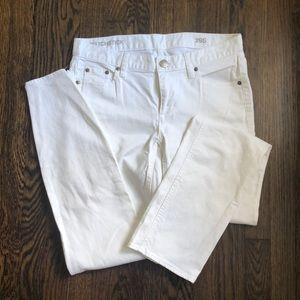 Jcrew matchstick jeans. 29S